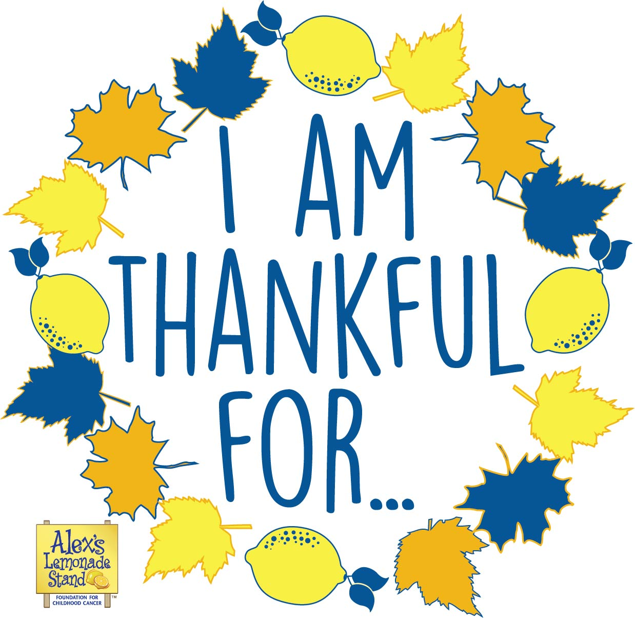 ALSF is thankful for the amazing supporters that help us fund childhood cancer research. Share what you are thankful for.